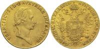 1 Dukat 1828 E Österreich Franz I. (1804-1835) ss+  480,00 EUR  zzgl. 6,90 EUR Versand