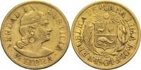 1/2 Libra 1904 Peru Republik ss  190,00 EUR  +  14,90 EUR shipping