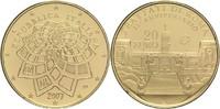 20 Euro 2007 Italien Republik 50 Jahre Römische Verträge PP  260,00 EUR  +  14,90 EUR shipping