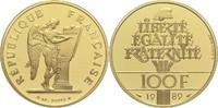 100 Francs 1989 Frankreich 5. Republik PP  700,00 EUR  +  19,80 EUR shipping