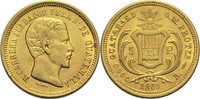 5 Pesos 1869 Guatemala Republik Guatemala ss-vz  530,00 EUR  zzgl. 6,90 EUR Versand