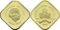 300 Gulden 1980 Niederländische Antillen Juliana St  200,00 EUR  +  14,90 EUR shipping