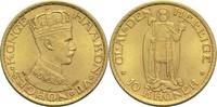10 Kronen 1910 Norwegen Haakon VII. vz  1350,00 EUR  zzgl. 14,90 EUR Versand