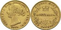 1 Pfund 1868 Australien Victoria ss  385,00 EUR