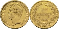 20 Francs 1831 A Frankreich Louis Philippe I. ss  275,00 EUR  +  14,90 EUR shipping