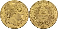 20 Francs 1851 A Frankreich 2. Republik ss+  260,00 EUR  +  14,90 EUR shipping