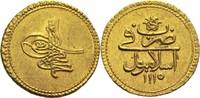 1 Zeri Istanbul AH 1115 (1703) Türkei / Osmanisches Reich Ahmed III. ss... 310,00 EUR  zzgl. 6,90 EUR Versand