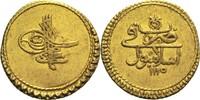 1 Zeri Istanbul AH 1115 (1703) Türkei / Osmanisches Reich Ahmed III. ss  250,00 EUR  +  14,90 EUR shipping