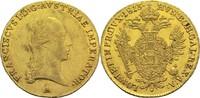 1 Dukat 1813 A Österreich Franz I. ss-vz / vz+  630,00 EUR  +  19,80 EUR shipping