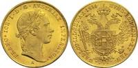1 Dukat 1854 A Österreich Franz Joseph I. vz-St  620,00 EUR  zzgl. 14,90 EUR Versand