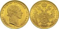 Österreich 1 Dukat 1855 A vz-St Franz Jose...
