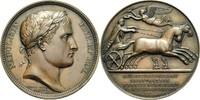 Bronzemedaille 1805/1806 Frankreich Napoleon I. 1804-1814, 1815 vz  320,00 EUR  +  14,90 EUR shipping