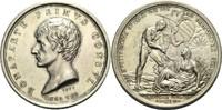 Silbermedaille 1799/1800 Frankreich / Italien Cisalpinische Republik 17... 1500,00 EUR