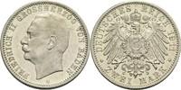 2 Mark 1911 G Baden, Großherzogtum Friedrich II. 1907-1918 Min. Kr., vz... 450,00 EUR  +  14,90 EUR shipping
