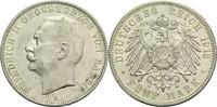 5 Mark 1913 G Baden, Großherzogtum Friedrich II. 1907-1918 ss-vz  85,00 EUR  zzgl. 6,90 EUR Versand