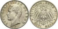 3 Mark 1911 D Bayern, Königreich Otto 1886-1913 vz-  30,00 EUR  +  14,90 EUR shipping