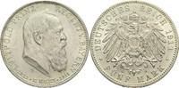 5 Mark 1911 D Bayern, Königreich Luitpold, Prinzregent 1886-1912 vz-  95,00 EUR  +  14,90 EUR shipping