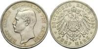 5 Mark 1898 A Hessen (-Darmstadt), Großherzogtum Ernst Ludwig 1892-1918... 650,00 EUR  zzgl. 14,90 EUR Versand