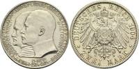 2 Mark 1904 A Hessen (-Darmstadt), Großherzogtum Ernst Ludwig 1892-1918... 70,00 EUR  zzgl. 6,90 EUR Versand