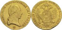 1 Dukat 1815 E Österreich Franz I. (1804-1835) ss+  650,00 EUR  zzgl. 14,90 EUR Versand
