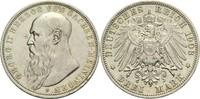 3 Mark 1908 D Sachsen-Meiningen Georg II. 1866-1914 min. Rf., min. Schr... 150,00 EUR  zzgl. 6,90 EUR Versand