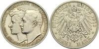 3 Mark 1910 A Sachsen-Weimar-Eisenach Wilhelm Ernst 1901-1918 Min. Kr.,... 55,00 EUR  zzgl. 6,90 EUR Versand