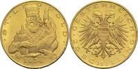 25 Schilling 1936 Österreich I. Republik Min. Kr., vz  1025,00 EUR  +  19,80 EUR shipping