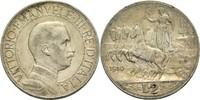 2 Lire 1910 Italien Viktor Emanuel III. 1900-1946 ss-vz  135,00 EUR  zzgl. 6,90 EUR Versand