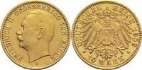10 Mark 1909 G Baden, Großherzogtum Friedrich II. 1907-1918 Kl. Kr., ss... 1500,00 EUR  +  19,80 EUR shipping