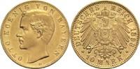 10 Mark 1893 D Bayern, Königreich Otto 1886-1913 Min. Kr., vz  265,00 EUR  +  14,90 EUR shipping
