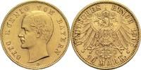 20 Mark 1905 D Bayern, Königreich Otto 1886-1913 ss+  370,00 EUR  zzgl. 6,90 EUR Versand