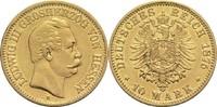 10 Mark 1875 H Hessen, Großherzogtum Ludwig III. 1848-1877 ss-vz  365,00 EUR  +  14,90 EUR shipping