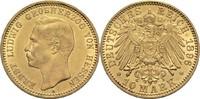 10 Mark 1896 A Hessen, Großherzogtum Ernst Ludwig 1892-1918 Kr., vz-  1200,00 EUR  zzgl. 14,90 EUR Versand