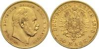 10 Mark 1888 A Preussen, Königreich Wilhelm I. 1861-1888 ss  210,00 EUR  zzgl. 6,90 EUR Versand