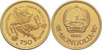 750 Tugrik 1980 Mongolei Republik PP, berührt  715,00 EUR  +  19,80 EUR shipping