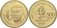 500 Francs 1991 Frankreich 5. Republik PP  650,00 EUR  zzgl. 14,90 EUR Versand