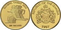 100 Dalasis 1997 Gambia  PP  95,00 EUR  zzgl. 6,90 EUR Versand