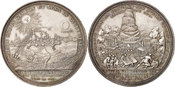 Medal 1708 Deutschland  MS(63)