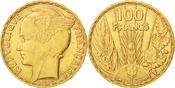 100 Francs 1936 Paris Frankreich Bazor MS(64)
