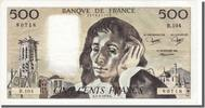 500 Francs 1979 France  UNC(60-62)  140,00 EUR  +  10,00 EUR shipping