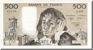500 Francs 1991 France  AU(55-58)  4767 руб 70,00 EUR  +  681 руб shipping