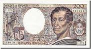 200 Francs 1990 France  UNC(60-62)  55,00 EUR  +  10,00 EUR shipping