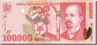 100,000 Lei 1998 Rumänien  UNC(63)  60,00 EUR  zzgl. 10,00 EUR Versand