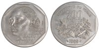 Chad 500 Francs 1985 PROOF Foreign Coins Münzen Tchad, Republic, 500 Fra... 100,00 EUR