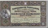 Switzerland 5 Francs 1949 unz- Foreign Banknoten Switzerland, 5 Francs t... 60,00 EUR