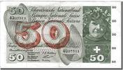 Switzerland 50 Francs 1955 unz- Foreign Banknoten Switzerland, 50 Francs... 150,00 EUR