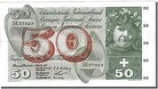 50 Franken 1957 Switzerland  AU(55-58)  8225 руб 110,00 EUR  +  748 руб shipping
