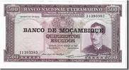 500 Escudos 1967 Mosambik  UNC(63)  135,00 EUR  zzgl. 10,00 EUR Versand
