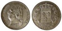 5 Francs 1824 W France Louis XVIII Louis XVIII AU(55-58)  250,00 EUR free shipping