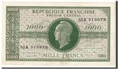 1000 Francs 1945 France  UNC(60-62)  105,00 EUR  + 6,00 EUR frais d'envoi